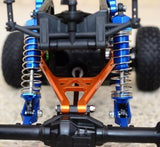 1/18 Axial Yeti Jr Red Aluminum Rear Support Frame