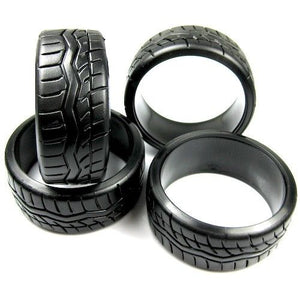 1/10 1/16 RC Car Falken Azenis RT615 T-DRIFT 26mm Drift Tyres / Tires (4pcs)