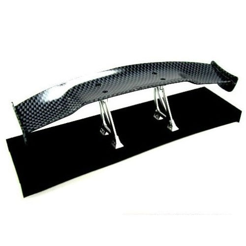 1/10 1/16 RC Racing Drift Car Carbon Fiber Graphite Wing Rear Spoiler