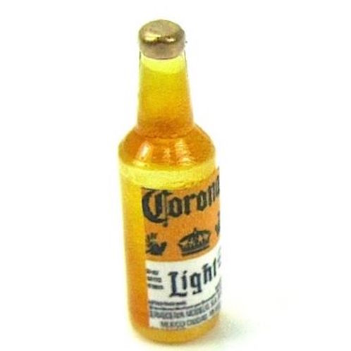 1/10 Scale Rock Crawler Miniature Replica Mexican Light Beer Bottle