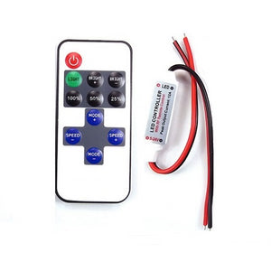 Remote Control Turns Your Custom RC LED Lights On/Off