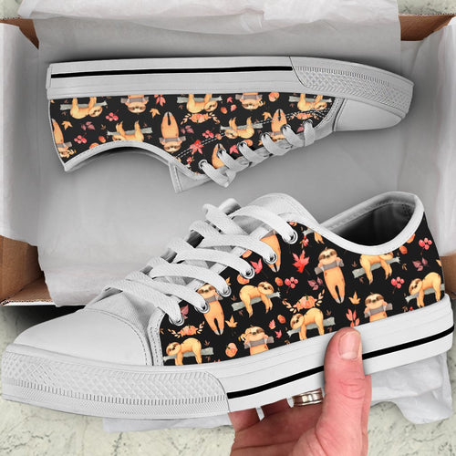 SLOTH LOW TOP SHOES - Pawature