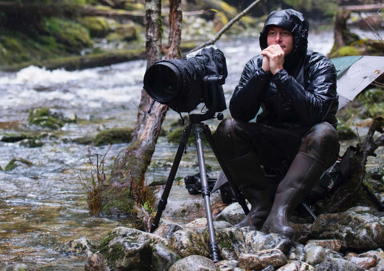 Jason Leo Bantle - The creative behind the lens at All in the Wild