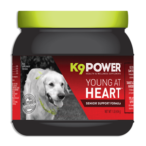 K9 Power Young At Heart