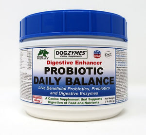 DogZymes Daily Balance (Digestive Enhancer)