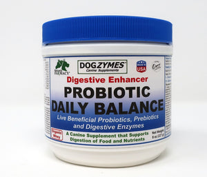 DogZymes Daily Probiotic Balance (Whey Base)