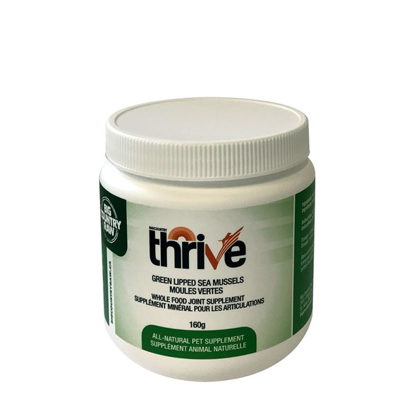 Thrive Green Lipped Mussel