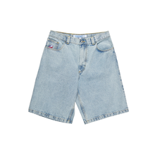 Load image into Gallery viewer, POLAR SKATE CO BIG BOY SHORTS LIGHT BLUE