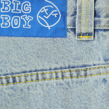 Load image into Gallery viewer, POLAR SKATE CO BIG BOY JEANS LIGHT BLUE