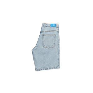 POLAR SKATE CO BIG BOY SHORTS LIGHT BLUE