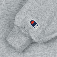 Load image into Gallery viewer, CLASSIC GRIPTAPE GRIP INDUSTRIES CREWNECK HEATHER GREY
