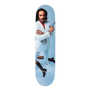 HOTEL BLUE YOUNGBLOOD SKATEBOARD DECK 8
