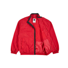 Load image into Gallery viewer, POLAR SKATE CO TRACK JACKET RED/ BLACK