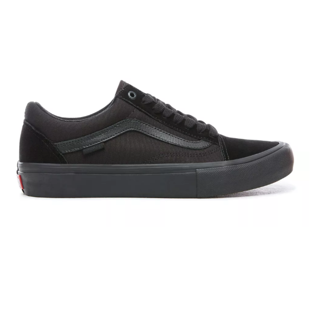 VANS OLD SKOOL PRO BLACK OUT