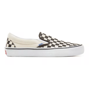 VANS CHECKERBOARD SLIP-ON PRO