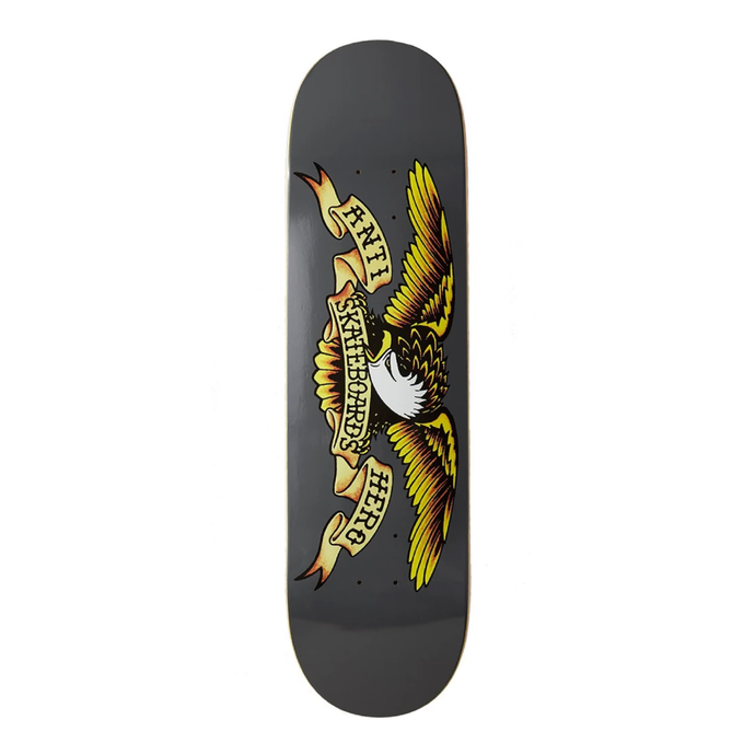 ANTI HERO TEAM CLASSIC EAGLE 8.25 SKATEBOARD DECK 8.25