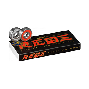 Bones Reds Bearings 8 Packs