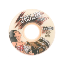 Load image into Gallery viewer, BONES WHEELS STF V3 CHRIS JOSLIN GOAT SKATEBOARD WHEELS 52MM 99A
