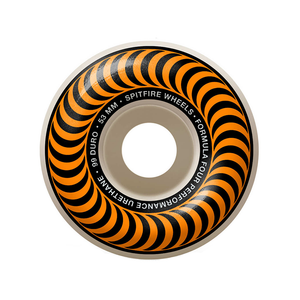 SPITFIRE FORMULA FOUR CLASSIC SKATEBOARD WHEELS 53MM 99D