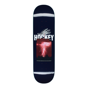 HOCKEY SIDE TWO NIK STAIN SKATEBOARD DECK 8.5