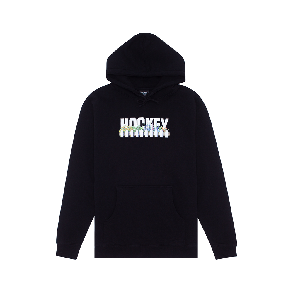 HOCKEY NEIGHBOR HOODIE BLACK