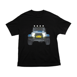 BRONZE56K JEEP TEE BLACK