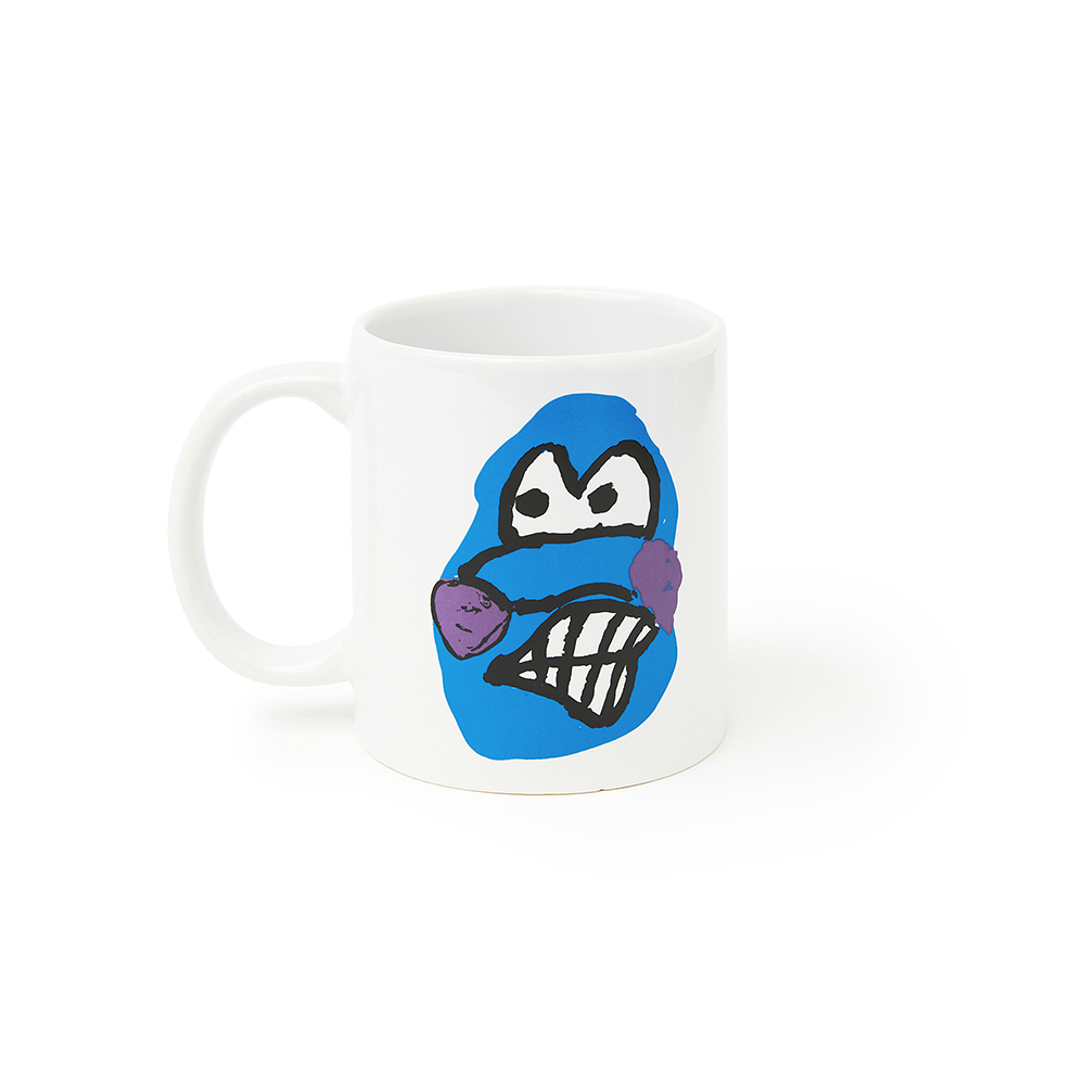 POLAR SKATE CO DANE FACE MUG