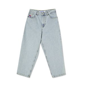 POLAR SKATE CO BIG BOY JEANS LIGHT BLUE