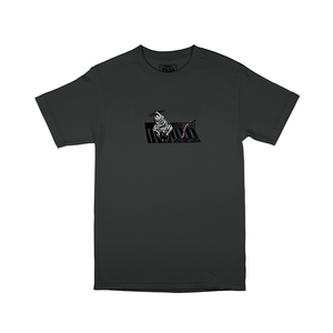 PASS-PORT SKATEBOARDS RATTO TEE TAR