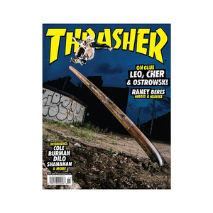 THRASHER MAGAZINE ISSUE #484 NOVEMBER 2020