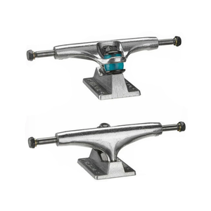 THUNDER TRUCKS RAW POLISHED SKATEBOARD TRUCKS (PAIR)