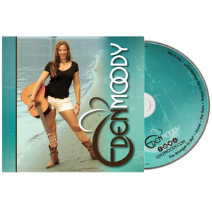 EDEN MOODY (EP) - CD (FREE with code