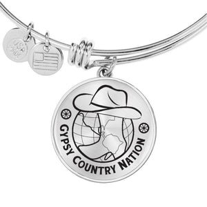 Gypsy Country Nation Jewelry (Engraved in Black)