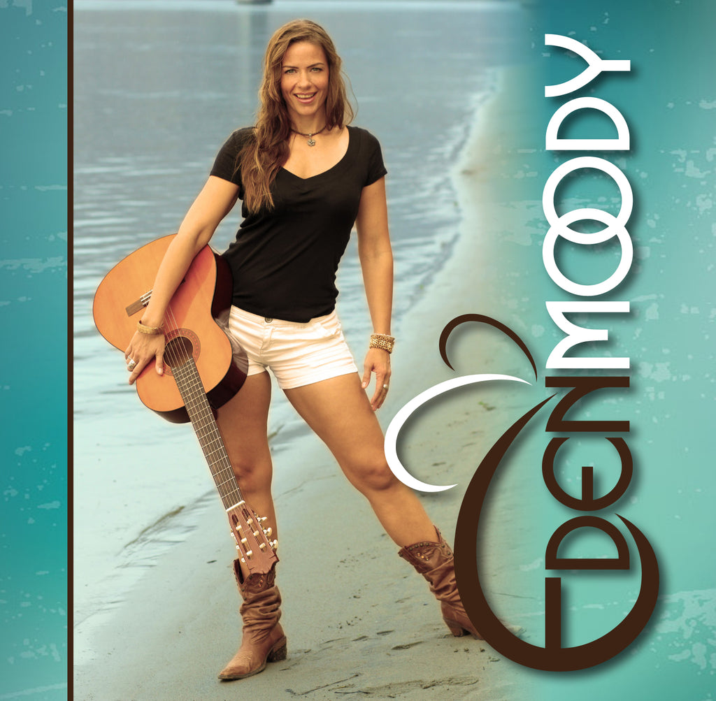 "EDEN MOODY (EP) - CD (FREE with code ""gift18"" at checkout)"
