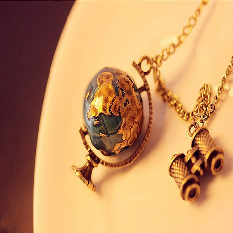 Image of Globetrotters Pendant