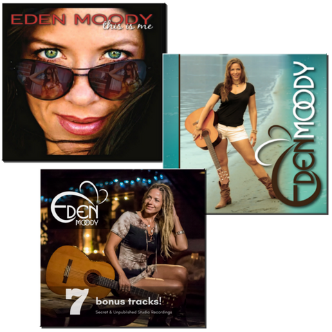 Image of Eden Moody Fan Bundle!