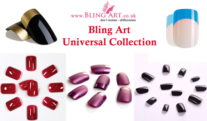 Bold Up Your Style By Bringing Bling To Your Nails