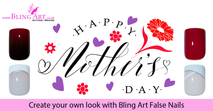 Mother's Day Nails - Get Gift Giving Early!