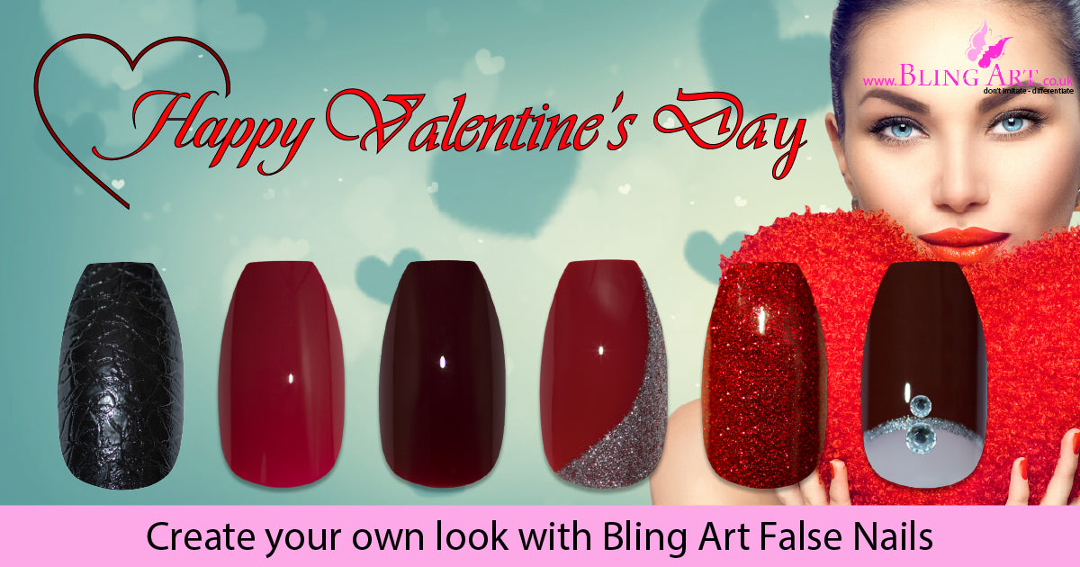 Fake Nails - the Perfect Valentine's Gift?