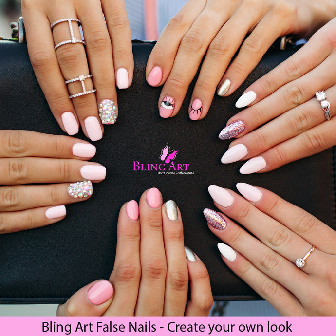 Fake Nails - Good For Those New Job Interviews