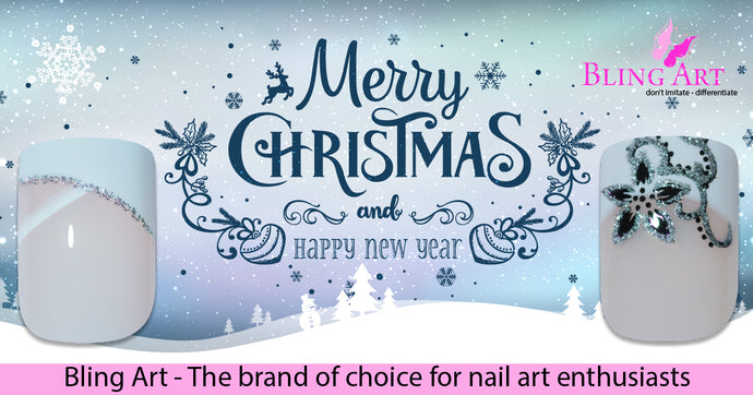 Christmas Nails, O Christmas Nails - No Holiday Complete Without Them