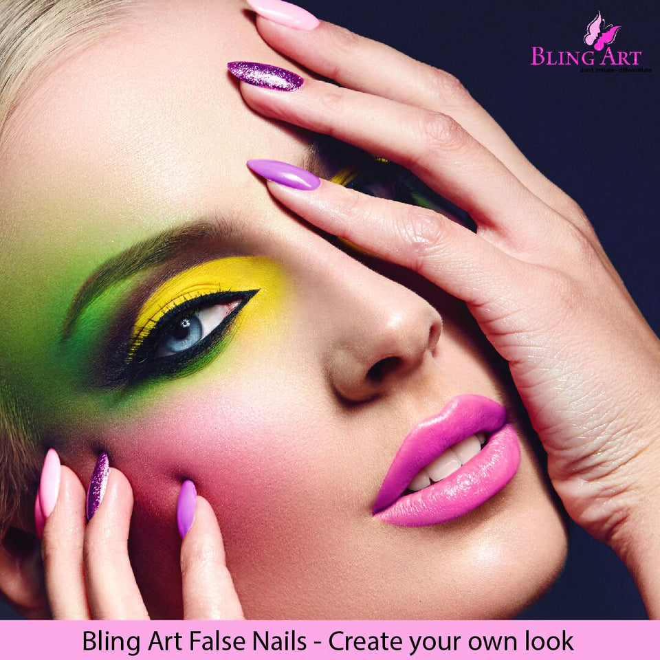 False Nails - Perfect For Parties