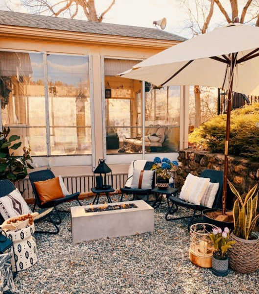 Create Your Outdoor Space