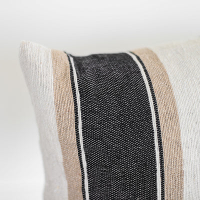 Moroccan Weave Pillow Cover - 12x20'' Lumbar - Kiln