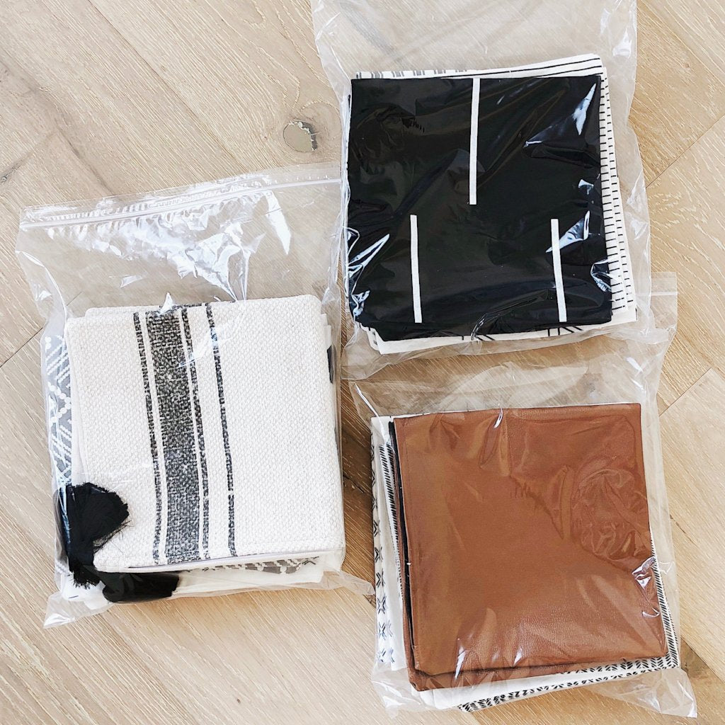 GRAB BAG 6 Pack - Pillow Covers