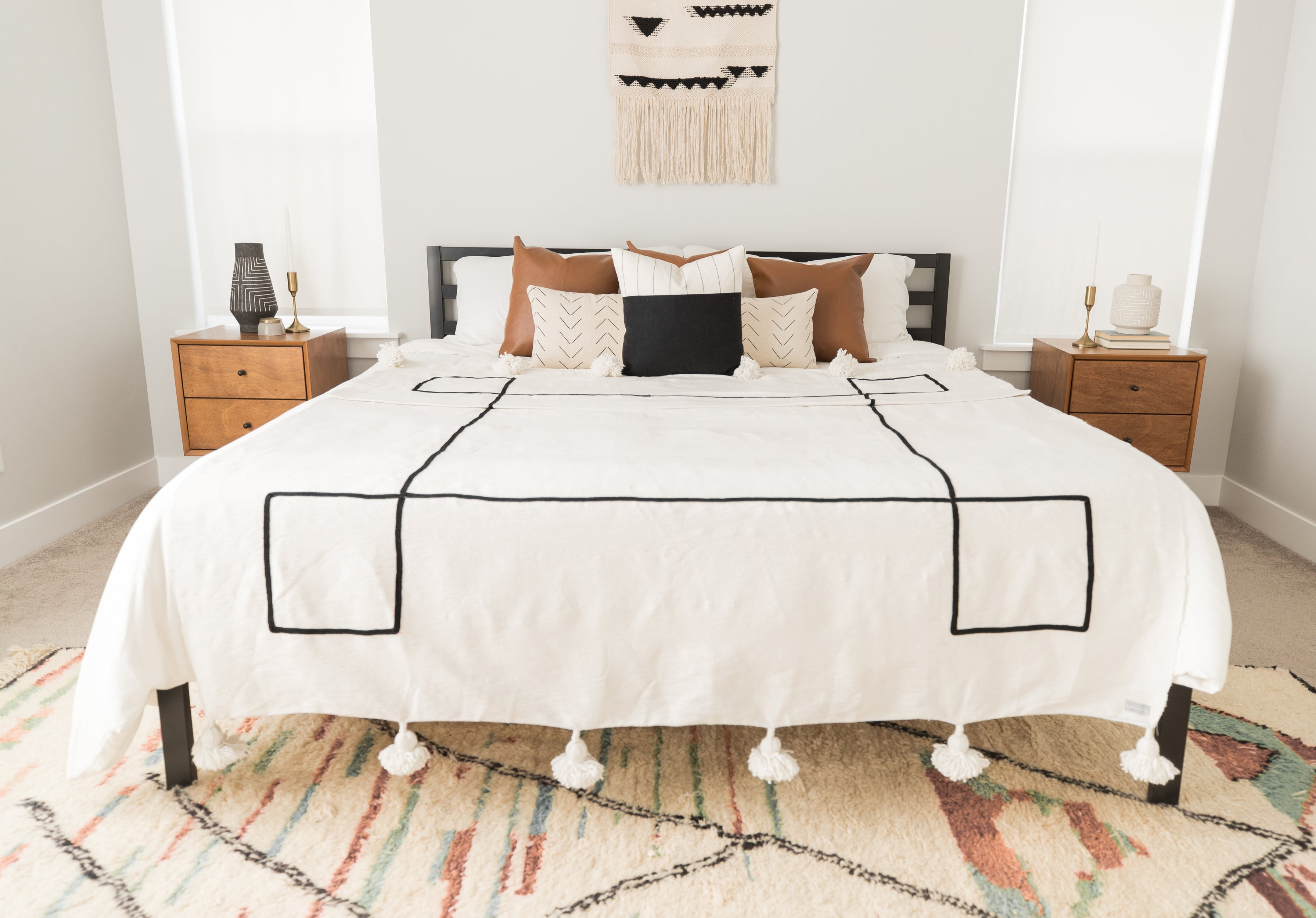Mira - Large (King/Queen Size)