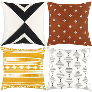 Indy - Pillow Covers - 18''
