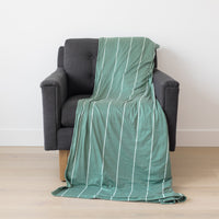 Premium Stretch Throw Blanket - Kennedy
