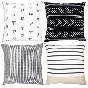 Atlas - Pillow Covers