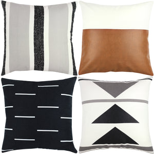 Zulu - Pillow Covers